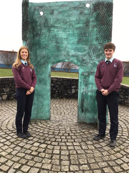 Message from the Head Boy & Head Girl